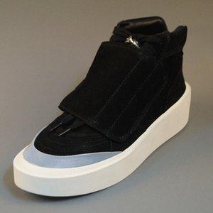 2020 cómodo antideslizantes antiniebla Zapatos tendencia de la moda Justin Bieber zapatos casuales Hook Loop Pisos 13 # 20 / 20D50