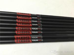 10PCS KBS Posto de FLT eixo de aço R / S Flex KBS Tour Golf eixo de aço para Golf Irons e Cunhas