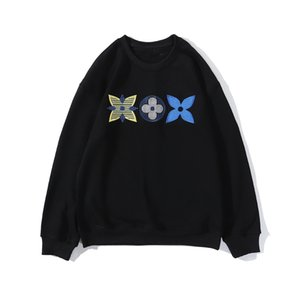 2020 Mens Hoodie Sweater Women and Men Sweatshirts Stylish Fashion Tide Long Sleeve Cotton Blend Bear Printed Pullover Casual Streetwear