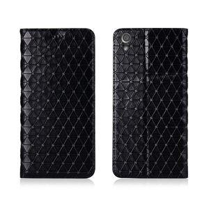 Echter Leder-Kasten für Sony Xperia XA Ultra-Abdeckung magnetischen Fall für Sony Xperia XA Ultra-Schlag-Fall-Leder-Abdeckung mit Kartensteckplatz