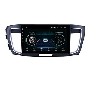 "10.1"" Android 9.0 Car GPS Navigation Head Unit for 2013 Honda Accord 9 Low version with HD Touchscreen Bluetooth USB support Carplay"