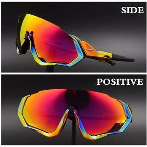Ciclismo Eyewear degli uomini le donne Sport Ciclismo Occhiali Mountain Bike Occhiali outdoor Occhiali da sole UV400 Eyewear