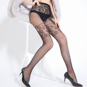 Jacquard Bas Sexy Open File Filet De Pêche Pantalon Fun Réseau Chaussettes Bretelles Collants Pour Rendre L'érection Des Hommes Augmentation Sex Fun Armes De Commande