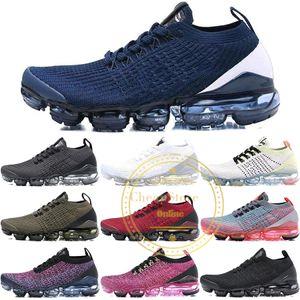 Los nuevos 2019 hombres del amortiguador del diseñador de las mujeres de los zapatos corrientes VPM 3.0 Gris frío destello azul carmesí Fury entrenadores de atletismo Deportes Chaussures zapatillas de deporte