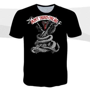 2020 New Design t shirt men women heavy metal grim Reaper Skull 3D printed t-shirts casual Harajuku style tshirt streetwear tops#13542