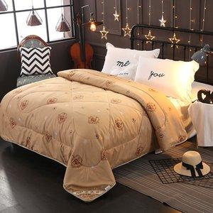 Winter Warm Comfrter 100% Camel Hair Comforter Hotel Duvet Camel Hair Quilt