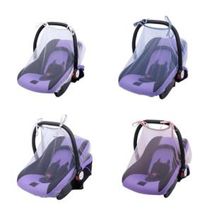 베이비 유모차의 모기장 4 개 콜로세움 신생아 육체적 모기장 방지용 아기 캐리어 커버