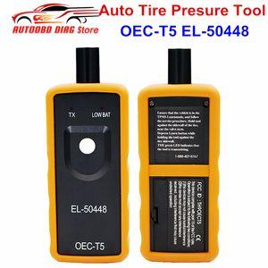 Mejor Presión EL50448 neumático auto del monitor del sensor OEC-T5 EL 50448 Para G-M Para TPMS herramienta de restablecimiento de EL50448 Automotive electrónicos
