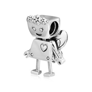2019 frühling 925 sterling silber schmuck limited edition floral bot charme original perlen passt pandora armbänder halskette für frauen diy machen