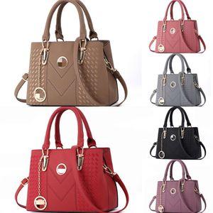 Micheal Kor Borse del progettista marca famosa borsa di modo del modello del litchi pelle goffrata Fisarmonica Tote Bag # 168