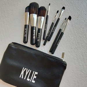 8pcs set cosmetics Makeup Brushes foundation powder blush Makeup Brushes High Tech Make Up Tools Professional Makeup Brush set