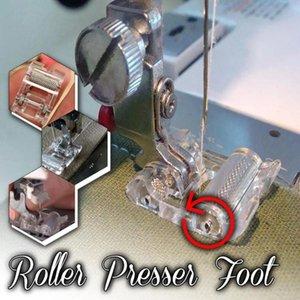 3pcs nazionale Macchina da cucire piedino premistoffa multifunzione Accessori per la casa Macchina da cucire Roller pelle piedino #