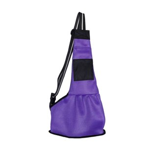 Envío Gratis Slings Mascotas Bolsa de Verano Malla Transpirable Pet Dog Carrier Bag Bolsa de Hombro Cat Dog Puppy BagTote