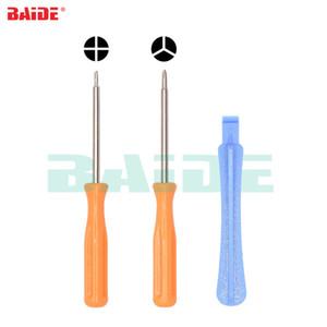 3 in 1 Kit attrezzi Orange Y Cacciavite a croce a croce per cacciavite a croce NSY JOY-CON 3D Joystick ricambio 500 set / lotto