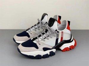 Moncler shoes дизайнер мужской обуви обувь 3M отражательная Тревор мужчин повседневная обувь высокого качества, дизайнерские кроссовки размер 36-45 несколько цветов Xshfbcl
