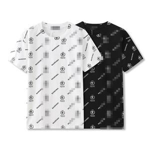 2020 nuevos Mens de las camisetas del diseñador de lujo de moda de verano para mujer para hombre Top Tees Camiseta de la marca de manga corta Imprimir cartas T Shirts B2 2052201V