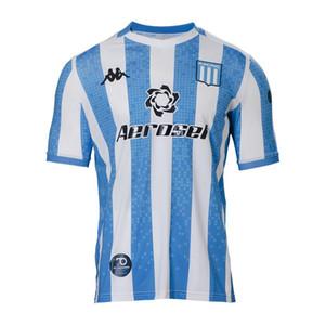 Racing Club 2020/21 Fußball-Trikots Zaracho Lisandro Futbol Camisas Football T-Shirt Shirts Kits Maillot Maglia
