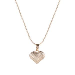 الذهب الخرز سلسلة برج ايفل القلب الفيل ستار الحيوان المختنق القلائد الصيف الكورية الأزياء الحد الأدنى بساطتها المجوهرات