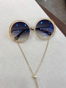2020 Nova Lazer Óculos de sol das mulheres dos homens Moda Rodada Óculos Brand Design Óculos de sol vintage alta Acetato Qualidade Quadro Anti UV Óculos