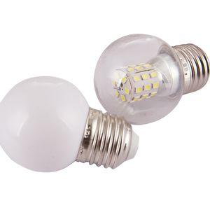 Ampoule à LED, G14 LED 5W E27 BASE MOYEN MOYENUELLE WHILE LED TINY Ampoule ampoule ampoule pour chambre à coucher Plafond Ventilateur lampe éclairage