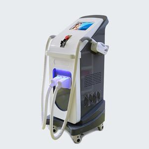 Жир для удаления волос IPL + ND YAG лазер машин татуировка удаления IPL удаления волос 1320nm 1064 532nm черного ребенок лечения