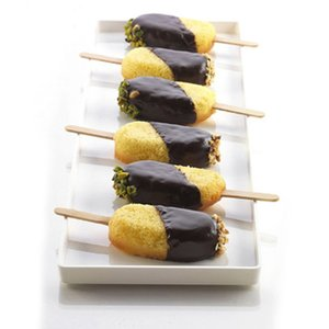 Silikon-Eiscreme-Form-Eis am Stiel-Maschine Lolly Tray Eiswürfel Juice Popsicles Moulds Gefrierschrank Candy Pop-Werkzeug