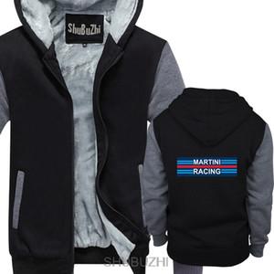 agasalho de inverno do hoodie Martini criativa Cartas personalizadas de Homens Impresso manga longa casaco de moletom com capuz Casual