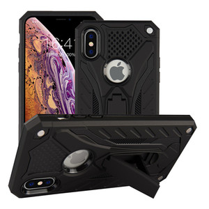 Rugged Shockproof Phone Case For iphone 12 Mini 11 Pro Max Xs Xr X Armor Hard PC Case For iPhone SE 2020 7 8 Plus 6s 6
