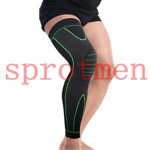S33 traspirante Basket Calcio Sport Knee Pad Honeycomb Ginocchio Brace Leg manica vitello compressione del ginocchio Protezione Support