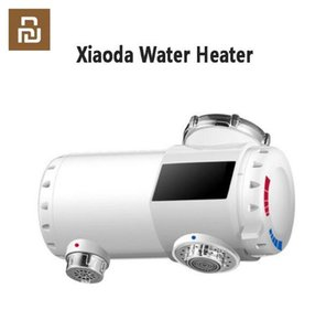 New Youpin Xiaoda Water Heater Tap Kitchen Faucet Instantaneous Water Heater Shower Instant Heaters Tankless Water Heating Tap