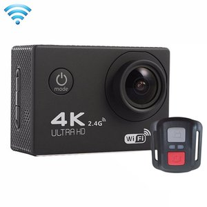 4K Action Camera F60R WIFI 2.4G Remote Control Waterproof Video Sport Camera 16MP 12MP 1080p 60FPS Diving Camcorder