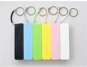 Mini USB carregador móvel portátil carregador de banco de potência carregador de bateria de backup para iPhone X 8 Plus HTC samsung S8 Além disso smartphones Univeresal