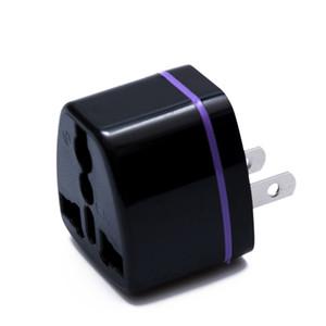 Universal US Standard Power Conversion Head Pure Copper US Standard adapter national standard travel PC Shell Adapter Converter
