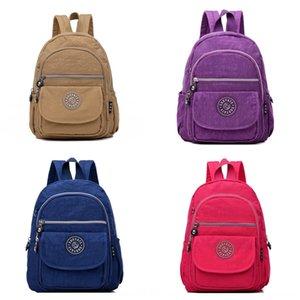 3nyoW 2019 women's style light nylon large shoulder capacity 2019 women's style light nylon bag large shoulder Bag backpack capacity backpac