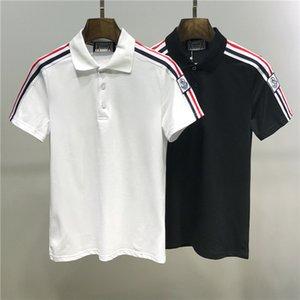 망 미국 SIZE 티셔츠 ~ 남성 디자이너 짧은 소매 t 셔츠 H1 NP0I을 얼굴 장식 t 셔츠에 웃 2020 FASION 여름 새로운 고급 디자이너