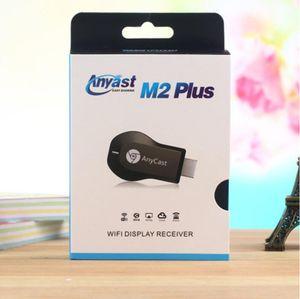 Anycast m2 128m ezcast miracast qualquer lance sem fio DLNA Airplay espelho TV vara wifi exibir dongle receptor para iOS android