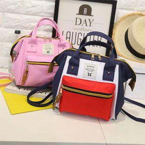 بنات الكتف حقيبة حقيبة مدرسية اليابانية نمط الطلاب حقائب تحمل على الظهر أكسفورد المرأة الصليب حقائب السفر التخزين للماء صغيرة HOT GGA2177