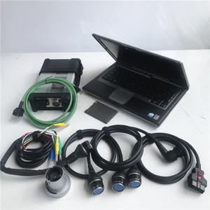 Полная мягкая посуда 2020,06 X / DTS / WIS / EPC D630 4G ЗВЕЗДА MB C5 SD Connect Компактный 5 Диагностический инструмент с WIFI для MB легковых и грузовых автомобилей