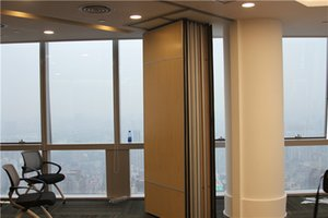 Meeting Room Sliding Accordion Sound Proof Operable Partitions