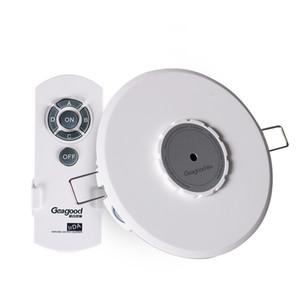 Ricevitore telecomando Il telecomando commuta Geagood digitali 4 modi per aggirare ricevitore a infrarossi per l'illuminazione Negozi Exhibition Booth Displays