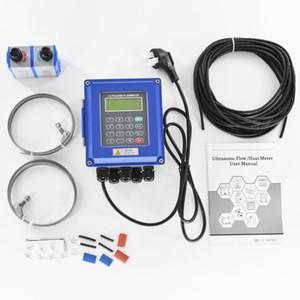 Digitaler Ultraschall-Wasserdurchflussmesser, an der Wand befestigte Klemme am Wandler TM-1, DN50mm-700, TUF-2000B, RS485-Schnittstelle, Schutzart IP67