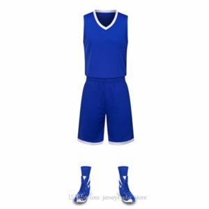 Shop Basketball-Trikots Customized Basketball Uniformen Design Online-Shop beliebt Zollbasketballkleid vielen verschiedenen Farben A04-26