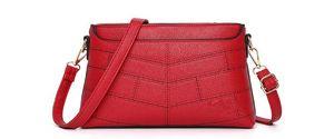 Spring 2019 Women's Bags Embroidered Korean Edition Slant-span Bag Baitao Fashion Leisure Multifunctional Single Shoulder BagDHL