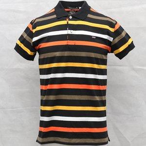 famosa top brand hombre manica corta polo Park Eden ricamati casuale Maglia da rugby Camisa homme maschile