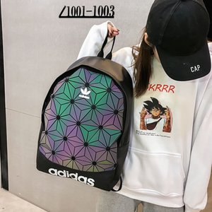 adidas backpack supreme backpack channel bag louis vuitton gucci LV pantaloni a vita bassa borsa casuale di viaggio della borsa dello studente borsa AB011