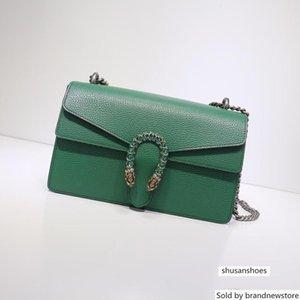 28 18 9 400249 03 Hot Marmont Women Chain Crossbody Bags Handbag Famous Designer Shoulder High Quality Female Bag Size:**cm 40024