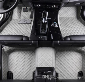 Fit For jeep Wrangler 2011-2018 Special stereotypes luxury floor mats 4 doors