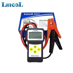 Berufsdiagnosewerkzeug Lancol Micro 200 Auto-Träger BatteryTester Analyzer 12v cca Batteriesystemtester USB zum Drucken