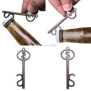 bouteille de style rétro dollar ouvre portable Creative cuisine Opener Beer Party Beer Kitchen Party Supplies bouteille de bière ouvre WX9-1809