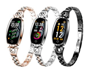 H8 Smart Band Bluetooth Pulsera Podómetro Rastreador de ejercicios Smartband Remote Camera Wristband Para Android iOS xiomi pk mi band 2 con DHL